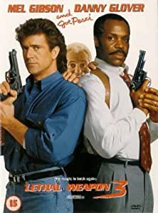 Lethal Weapon 3 [DVD] [1992]