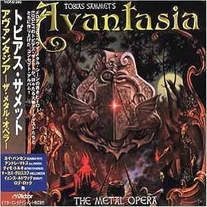 Avantasia +2 Metal Opera Pt.1