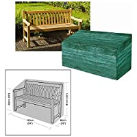 ValuePound MUCHO 3 Seat Heavy Duty Waterproof Seater Outdoor Garden Park Bench Cover Weatherproof