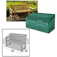 ValuePound MUCHO 3 Seat Heavy Duty Waterproof Seater Outdoor Garden Park Bench Cover Weatherproof