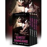 Liebesromane: Quartet Sammelband (Eine Milliardär-Romanreihe) (Fantasy Liebesromane Deutsch)