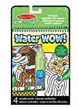 Melissa & Doug Water Wow Malblock - Malen mit Wasser - Haustier Irrgarten (4 Seiten)
