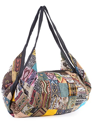 forgotten-tribesr-patchwork-ethnic-backpack-shoulder-2-in-1-bag-up-cycled-thai-fabrics-tribal-ladies