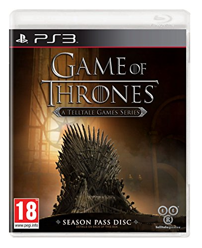 Game of Thrones - A Telltale Game: Season Pass Disc (PlayStation 3) [UK IMPORT]