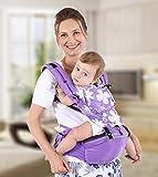 Kiddale 3 in 1 baby carrier sling ( Purp...