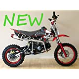 110cc Dirt Bike - Latest Model! (Pit / Motorcross / MX / Scrambler Bikes) NEW