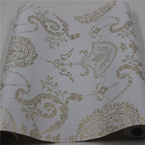 Zhzhco Selbstklebende Pvc-Tapeten Kleber Wasserdicht Schlafzimmer Wohnzimmer Wallpaper Wallpaper