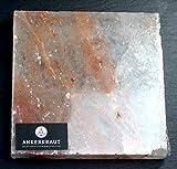 Ankerkraut BBQ Salt Block, groß, 20x20x2,5cm