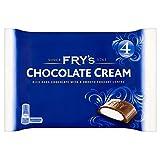 Fry's Chocolate Cream (4x49g) - Pack of 6