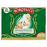 Borotalco Sapone Solido Borotalco - Confezione da 2 x 100 gr