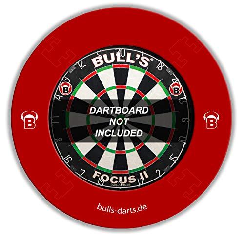 BULL\'S/Dart Board Surround Quarterback Eva, Rot, 1