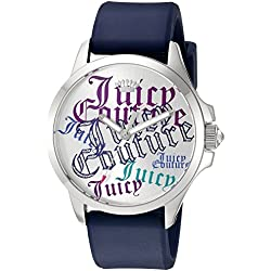 Juicy Couture Women's 1901310 Daydreamer Analog Display Quartz Blue Watch