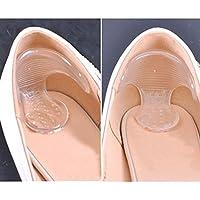 Good01 Gel Silikon Heel Grip Rückseite rutschsicher Schuh Einlegesohle Pads Fuß Care Displayschutzfolie Kissen... preisvergleich bei billige-tabletten.eu