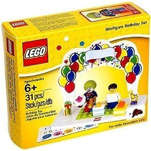 Lego 850791 Minifigure Birhday Set LEGO Minifigure LEGO