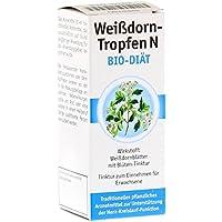 Weißdorn Tropfen N Bio-Diät, 50 ml preisvergleich bei billige-tabletten.eu