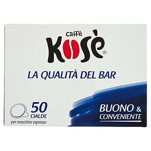 Caffè Kosè - 1 Pacco da 50 Cialde