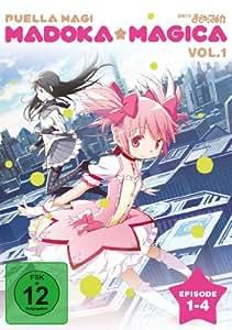 Puella Magi Madoka Magica - Vol. 1 (Episoden 1-4)