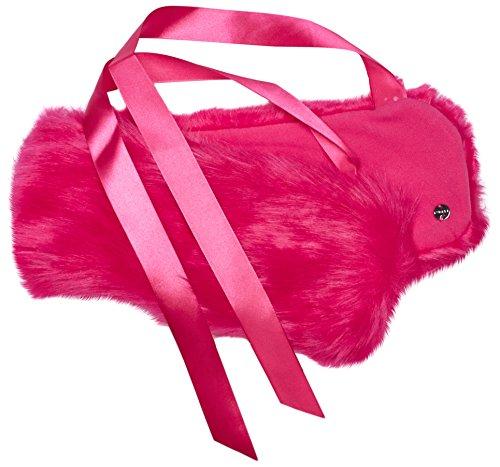ESPRIT zum Binden - Echarpe - Femme Rose (pink Fuchsia 660)