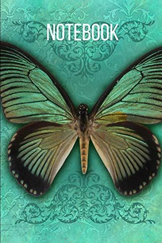 Notebook: Pretty Butterfly Notebook / Journal (6