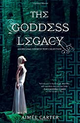 The Goddess Legacy (Harlequin Teen)