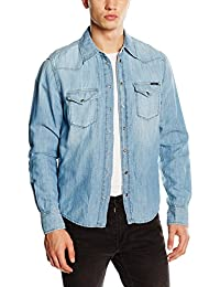 Pepe Jeans - Chemise Casual - coupe cintrée - Manches Longues Homme