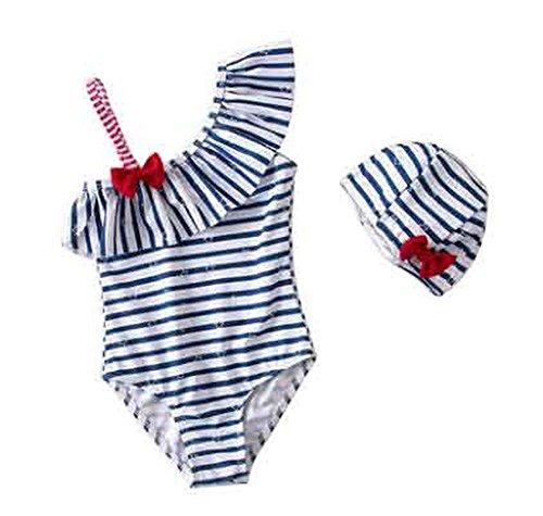 Baby Bademode Baby Bikini Kleinkind Mädchen Bademode [S]