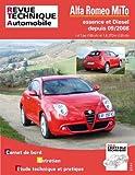 Rta B738 Alfa Romeo Mi.to 09/2008> Ess 1.4+1.6 Jtd