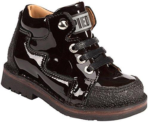 Piedro Concepts pour enfant Chaussures orthopédiques–Modèle R23401 Noir