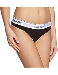 Calvin Klein Underwear Modern Cotton - Thong - Culotte - Uni - Femme