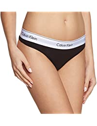 Calvin Klein Damen String MODERN COTTON - THONG