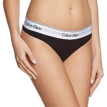Calvin Klein Damen String MODERN COTTON - THONG