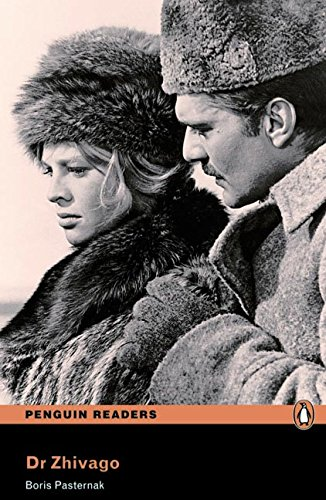 Penguin Readers 5: Dr Zhivago Book and MP3 Pack (Pearson English Graded Readers) - 9781408276310