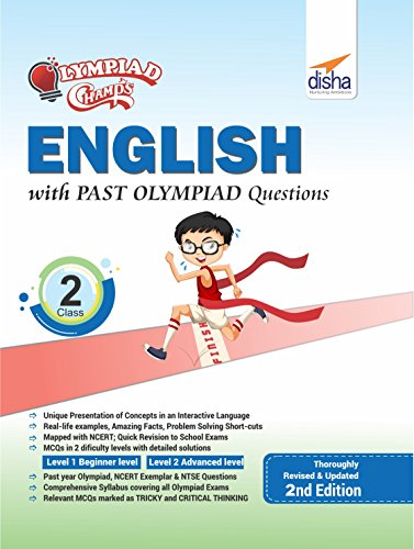 Olympiad Champs English Class 2 with Past Olympiad Questions