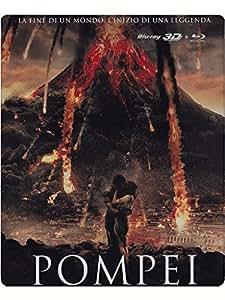 Pompei(2D+3D steelbook) [3D Blu-ray] [IT Import]