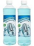 Cleanerist Scherkopfreiniger zum Nachfüllen von Braun Clean&Charge Stationen der Serie 7: 765cc / 799cc, 2 x 1 Liter