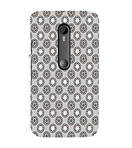 Ebby Printed back cover for Moto X Style(Premium Designer case)