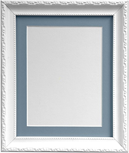 frames-by-post-ap3025-photo-frame-with-12-x-10-inch-blue-mount-for-9-x-7-inch-picture-size-white-30-