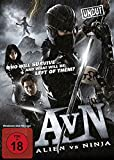 Alien vs. Ninja - Uncut [Alemania] [DVD]