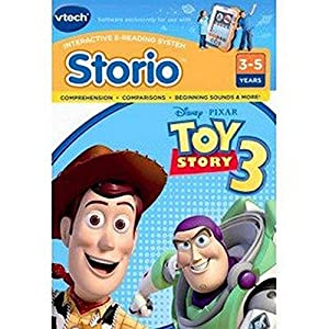 Toys&Games Vtech Toy Story 3 Software Gaming System