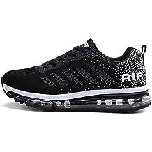 Bety® Air Zapatillas de Running para Hombre Mujer Zapatos para Correr y Asfalto Aire Libre y Deportes Calzado