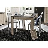 LC Spa Elba 160x 79x 90cm, Oak/330503M Table Marble Grey