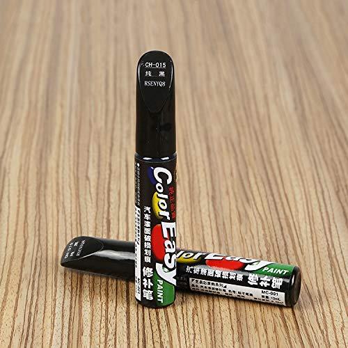 Kratzer-reparatur-remover (Drgger Auto-Kratzer-Stift - Universalwasserdichtes Auto-Kratzer-Reparatur-Remover-Stift, Selbstlack-Sorgfalt-Werkzeug. (Schwarzes Rot und Weiß) (Color : Black))