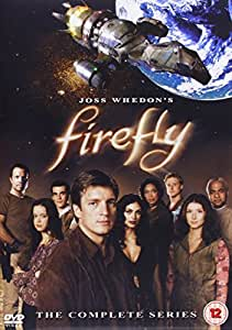Firefly - The Complete Series [DVD] [2003]