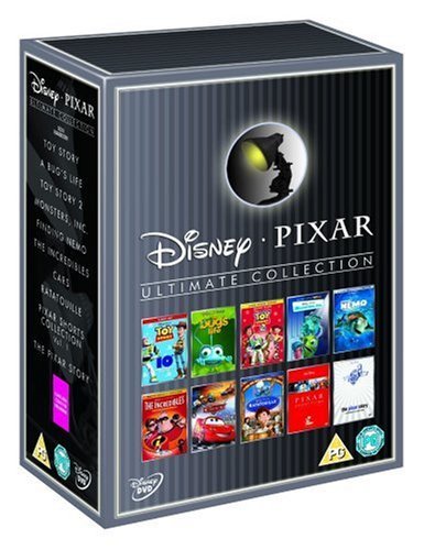 PIXAR - ULTIMATE COLLECTION [UK Import]