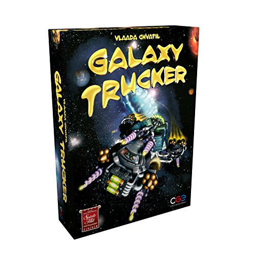 Czech Games Edition Galaxy Trucker- Juego de mesa