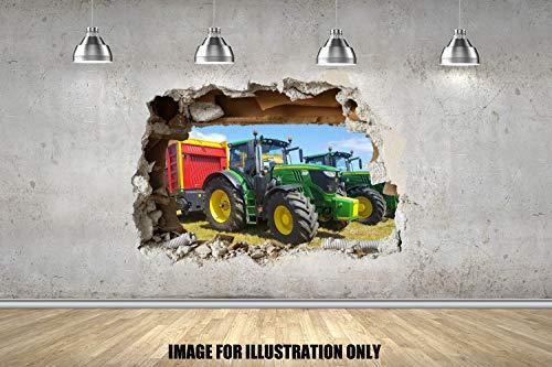 Disney Schergen - Tractor Wall Smash Traktor wand zertrümmern