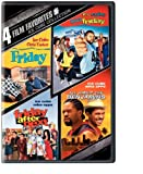 4 Film Favorites: Ice Cube (All About the Benjamins, Friday, Next Friday, Friday After Next) by Various