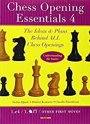 Chess Opening Essentials: 1.c4 / 1.nf3 / Minor Systems