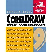 CorelDRAW 9 for Windows by Phyllis Davis (1999-07-16)