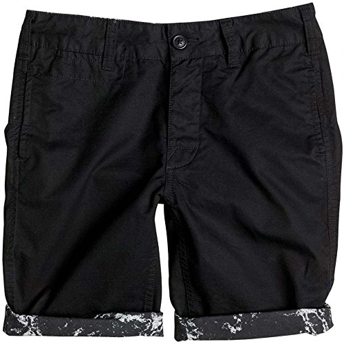DC Jungen Beadnell By 18 Shorts, Anthrazit, Size 24/8 (Dc Chino-short)